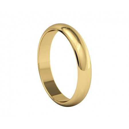 WICCA Yellow Gold Wedding Alliance