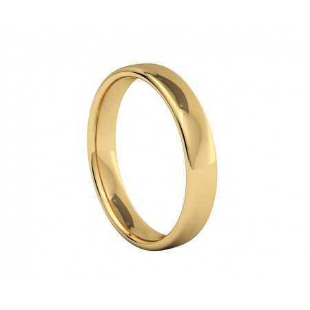 Wedding Alliance MUSA Yellow Gold
