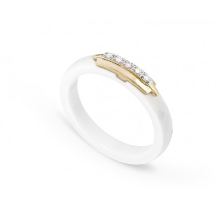Diamond ring ceramic RING