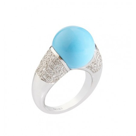 Turquoise Ring BALL