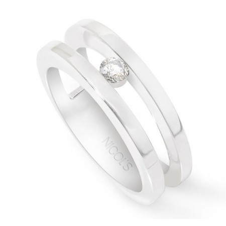 Solitaire Engagement Ring 0.25ct DIANA