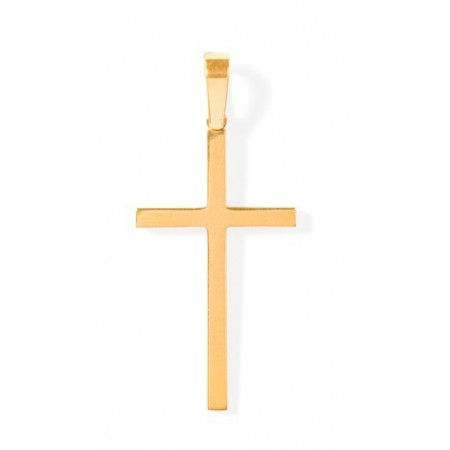 Gold Cross CATHOLIC SIGN