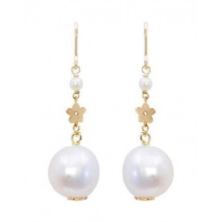 Pearl earrings PEARLS LADY