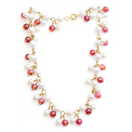 Lady Pearls Necklace
