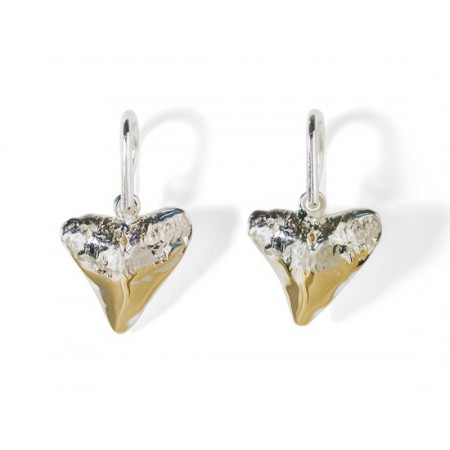 Shark SHARK JAW Tusk Earrings