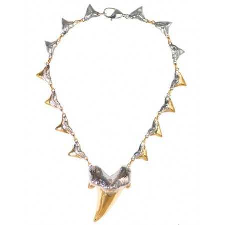 Nicol Collar Shark Jaw