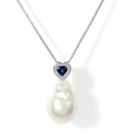 Pearl necklace BARROQUISIMO