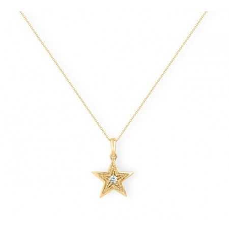 MINI Star Necklace DETAILS