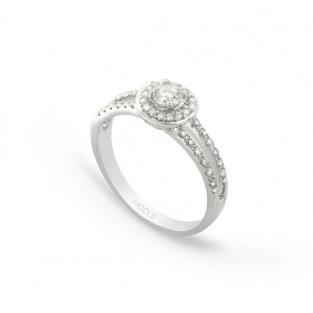 Engagement ring SOLITAIRE ORLA