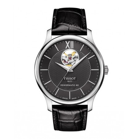 TRADITION TISSOT AUTOMATIC OPEN HEART