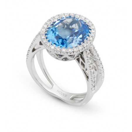 Diamond Ring Topacio AIRES EAST