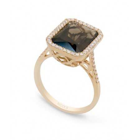 Diamond Ring COLORFULL TOP