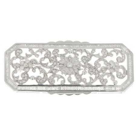 Diamond brooch ISABELINO
