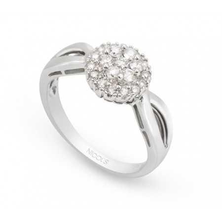 Gold diamond ring TABLET