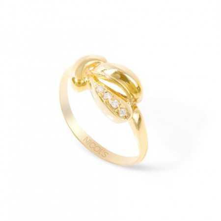 Nicol Mini Ring Details