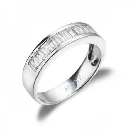 Alliance Media Engagement Ring DIAMOND CLASSIC