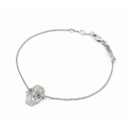 Skull Diamond Bracelet NICOLS