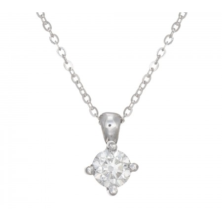 JACKIE Purity Necklace 0.55ct TWISTED