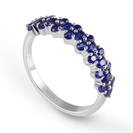 Sapphire ring HONEY