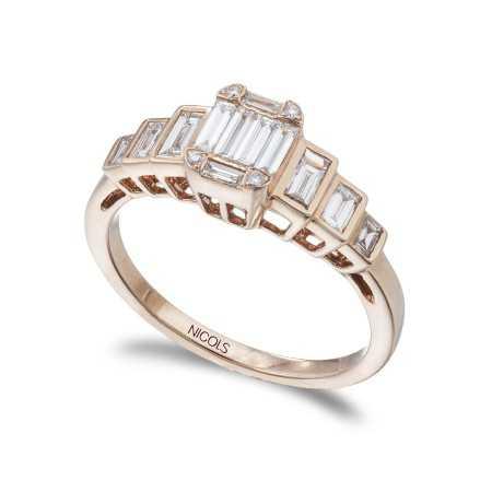Diamond Ring ANNIVERSARY WEDDING BAND