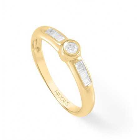 Diamond Ring 0.40ct DIAMOND ANNIVERSARY