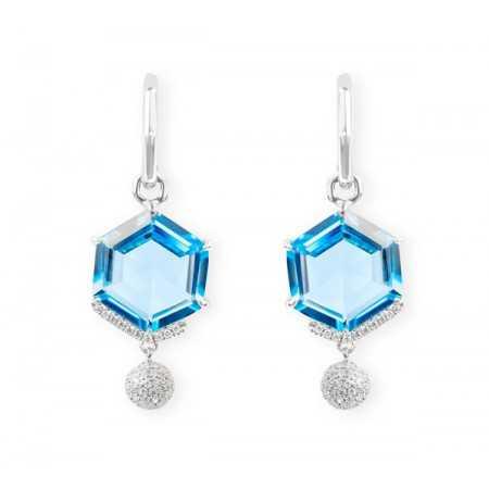 Colorfull Geometric Earrings