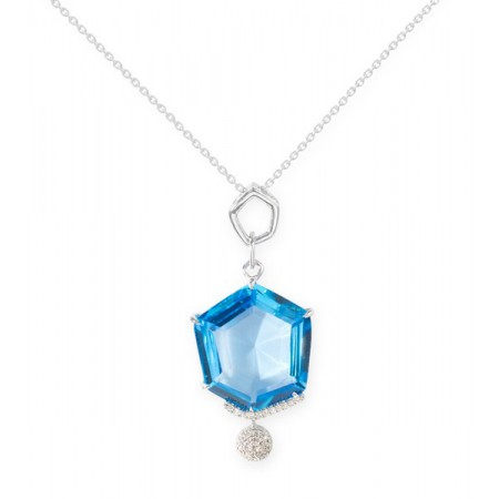 Colorfull Geometric Necklace