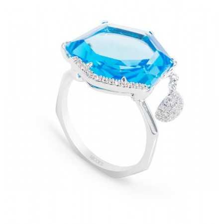 Colorfull Geometric ring