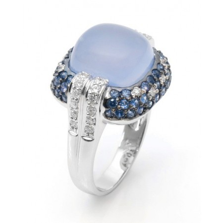 Sapphires Ring COCKTAIL