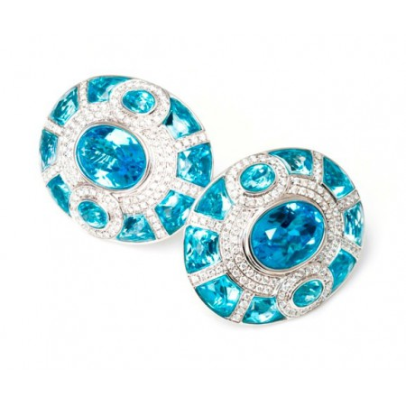 Earrings Magic Mirror