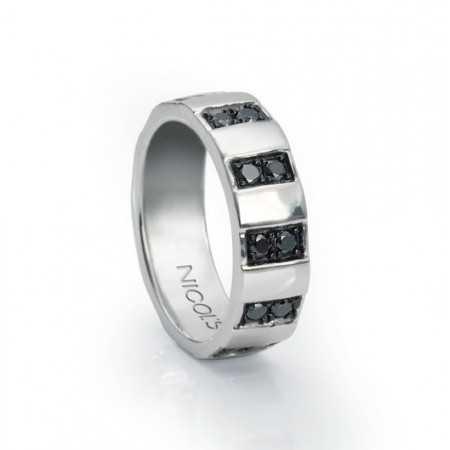 Black power ring