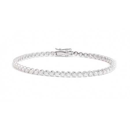 RIVIERE CLAWS 2.00ct Diamond Bracelet