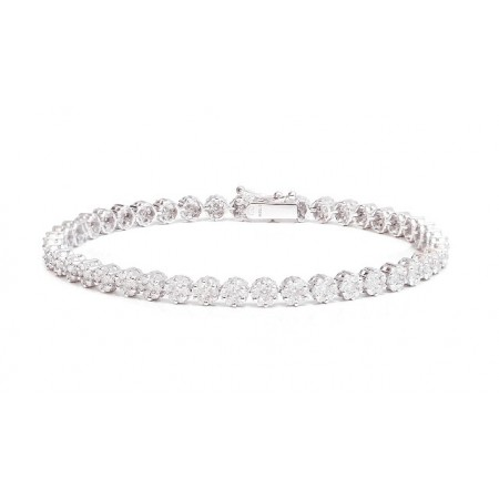 Diamond Bracelet RIVIERE ROSETON