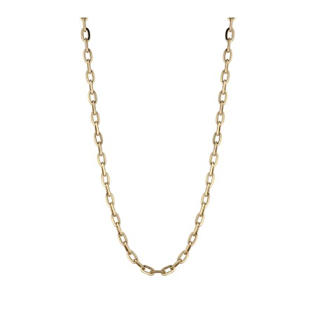 18kt Gold Chain 60cm ESLABON DAILY