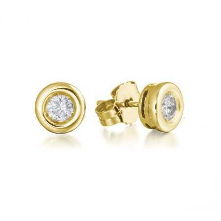 Pendientes de Diamantes JACKIE