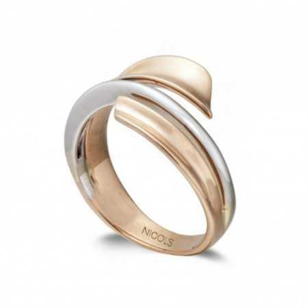 Gold ring BASIC GOLD BAND CONVEXA LATIGO