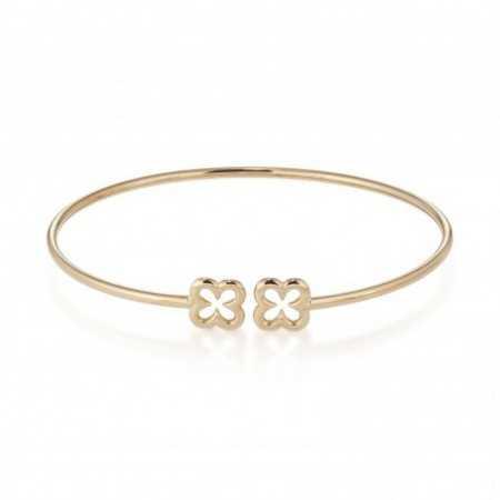 BASIC Gold Bracelet GOLD CLOVER