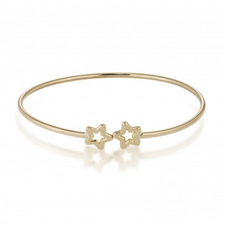 Gold Bracelet GOLD STAR BASIC FINA