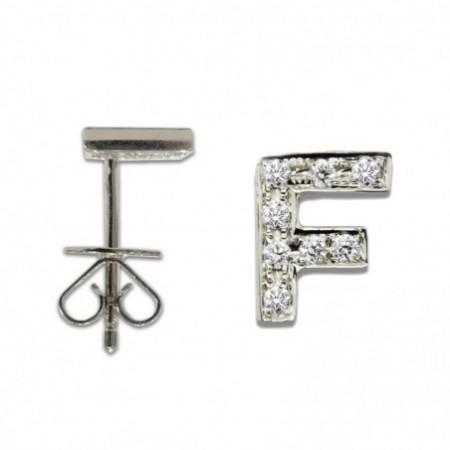Piercing initial letter F