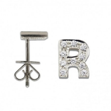 Piercing initial letter R