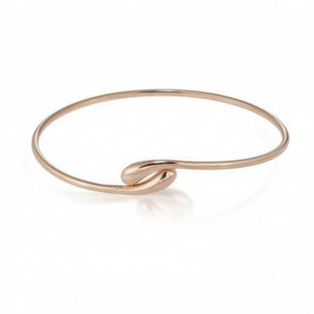 Gold Bracelet GOLD OVAL BASIC REDUCTION