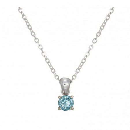 Brilliant Blue Collar Purity JACKIE 0.50ct