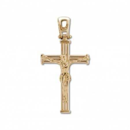 Gold Cross CHRIST