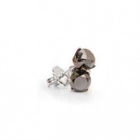 Black Diamond Earrings NICOLS