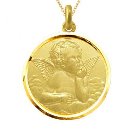 copy of Medalla Ángel Serafín Oro 18kt
