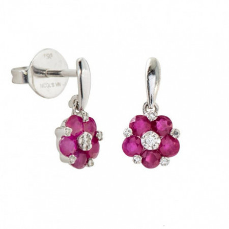 Gold earrings MINI DETAILS