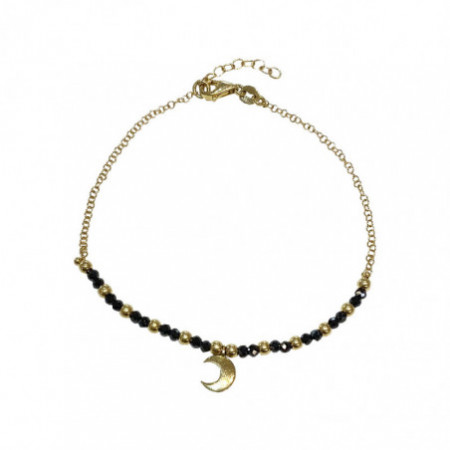 Gold Bracelet DARK MOON