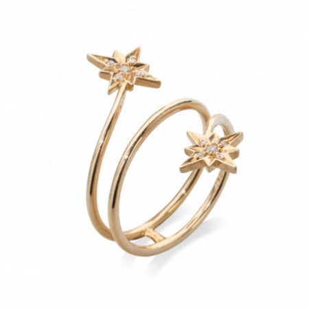 Shooting Star Ring Double Cola LITTLE DETAILS