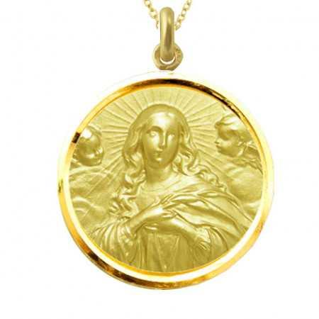 copy of Medalla Inmaculada Concepción 18kt