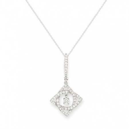 Diamond pendant Rombos ESSENTIALS